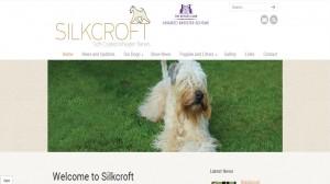 Silkcroft Website Screenshot
