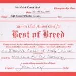 WKC BOB Silkcroft 2014