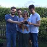 Silkcroft Rhyme N Reason - Silkcroft Soft Coated Wheaten Terriers June 2015
