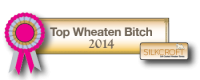 Top Wheaten Bitch 2014